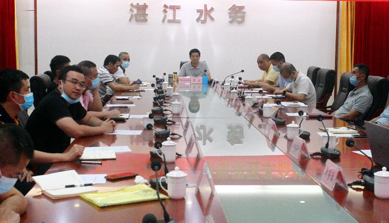 全市水利安全生产工作暨水利安全生产宣贯培训会议召开