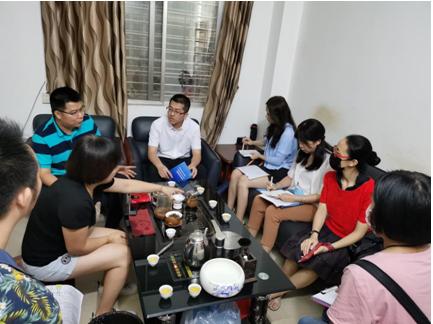 湛江市统计局开展小微企业减税政策落实情况调研和数据核查工作