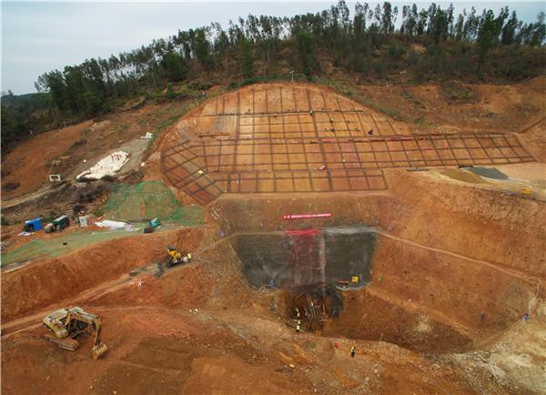 """我市引调水工程第二标段项目建设按下""""快进键"""""""